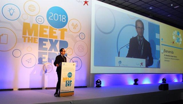 Jornadas 'Meet the expert'