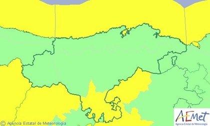 Cantabria sigue en aviso por bajas temperaturas y oleaje