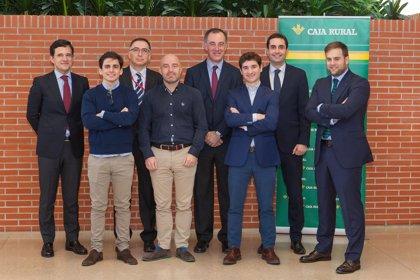 Cuatro proyectos innovadores vinculados a la Universidad de Navarra, premiados con 5.000 euros por Caja Rural