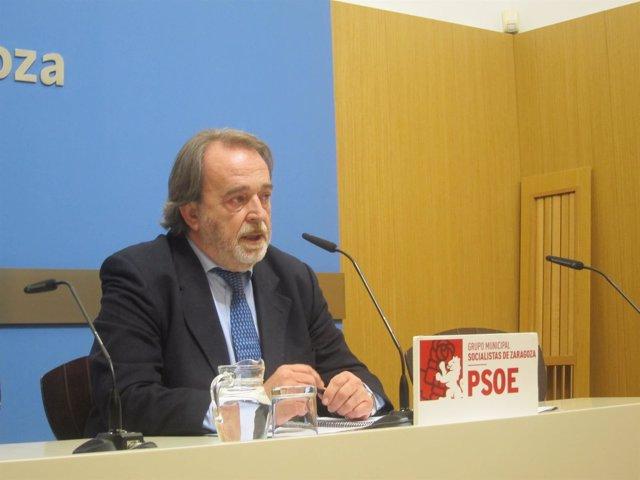 Carlos Pérez Anadón (PSOE)