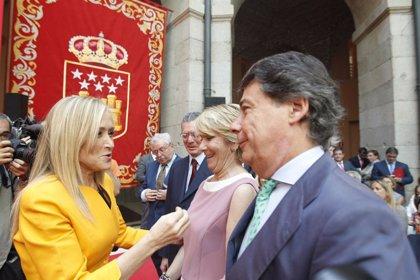 El PSOE quiere que el Congreso ponga ya fecha a las comparecencias de  Cifuentes, Aguirre y González