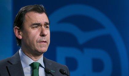"""El PP avisa a Torrent que no puede seguir la """"parálisis"""" en Cataluña y pregunta a Cs a qué """"tiene miedo"""""""