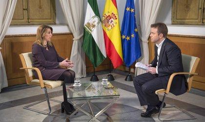 """Susana Díaz: Rajoy debe convocar al resto de CCAA para la financiación tras su """"terapia de grupo"""""""