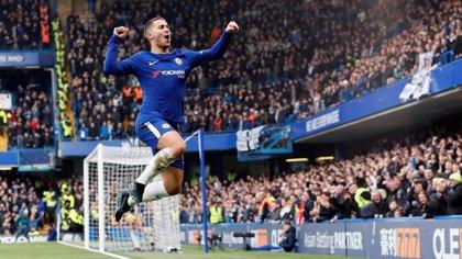 El Chelsea golea al West Bromwich y recupera la cuarta plaza