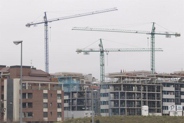 La compraventa de viviendas se dispara un 14,6% en 2017 y alcanza su cifra más alta en nueve años