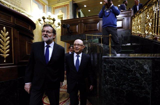 Cladera dice al PP que 'sean coherentes' y pregunten a Rajoy y a Montoro por los 'incumplimientos' del Gobierno