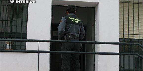 1. Detenido por la muerte a puñaladas de su pareja en La Viñuela (Málaga)