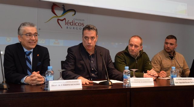Jornada del Colegio de Médicos de Burgos