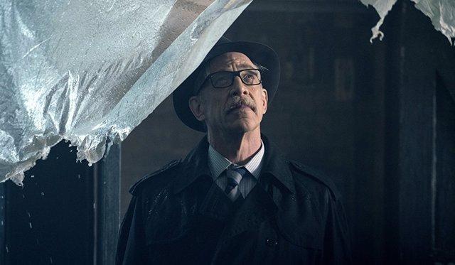 Alfred en Liga de la Justicia
