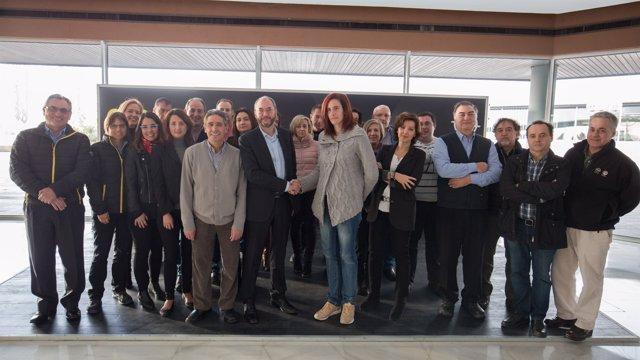 Dirección de Opel/PSA y sindicatos han firmado el convenio colectivo.