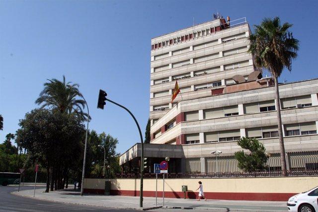 Comisaría de Policía Nacional de Blas Infante de Sevilla