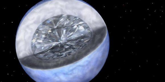 7. Quince años del descubrimiento del mayor diamante del Universo
