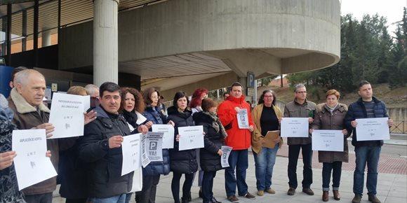 1. Llevan al Defensor del Pueblo el asunto del aparcamiento del hospital de Guadalajara