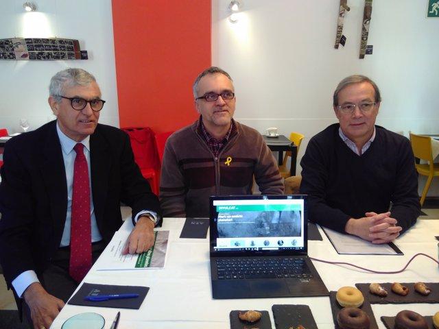 A.Pèlach, J.M.Trigo i J.M.Vinyes