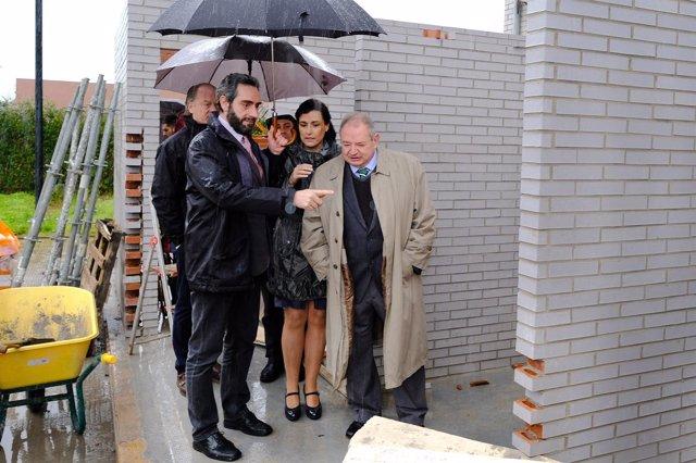 Visita alcaldesa
