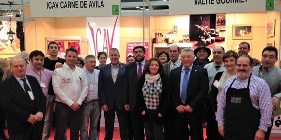 2. Ávila Auténtica llevará a Gustoko los productos agroalimentarios de la provincia abulense a través de 15 empresas