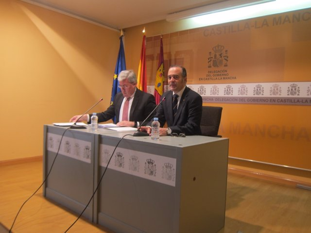 Secretario de Estado de Hacienda, José Enrique Fernández