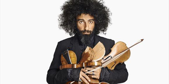 7. El violinista Ara Malikian actuará el próximo 9 de agosto en Herrera del Duque (Badajoz)