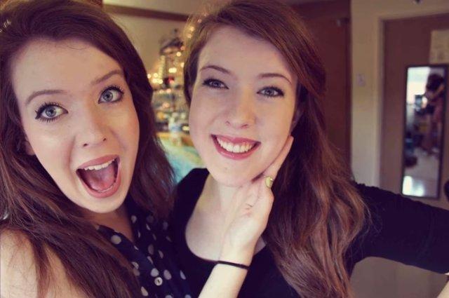 Abby y Britty