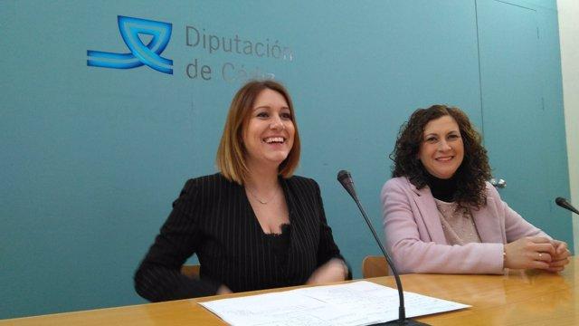 Isabel Armario, de Diputación de Cádiz