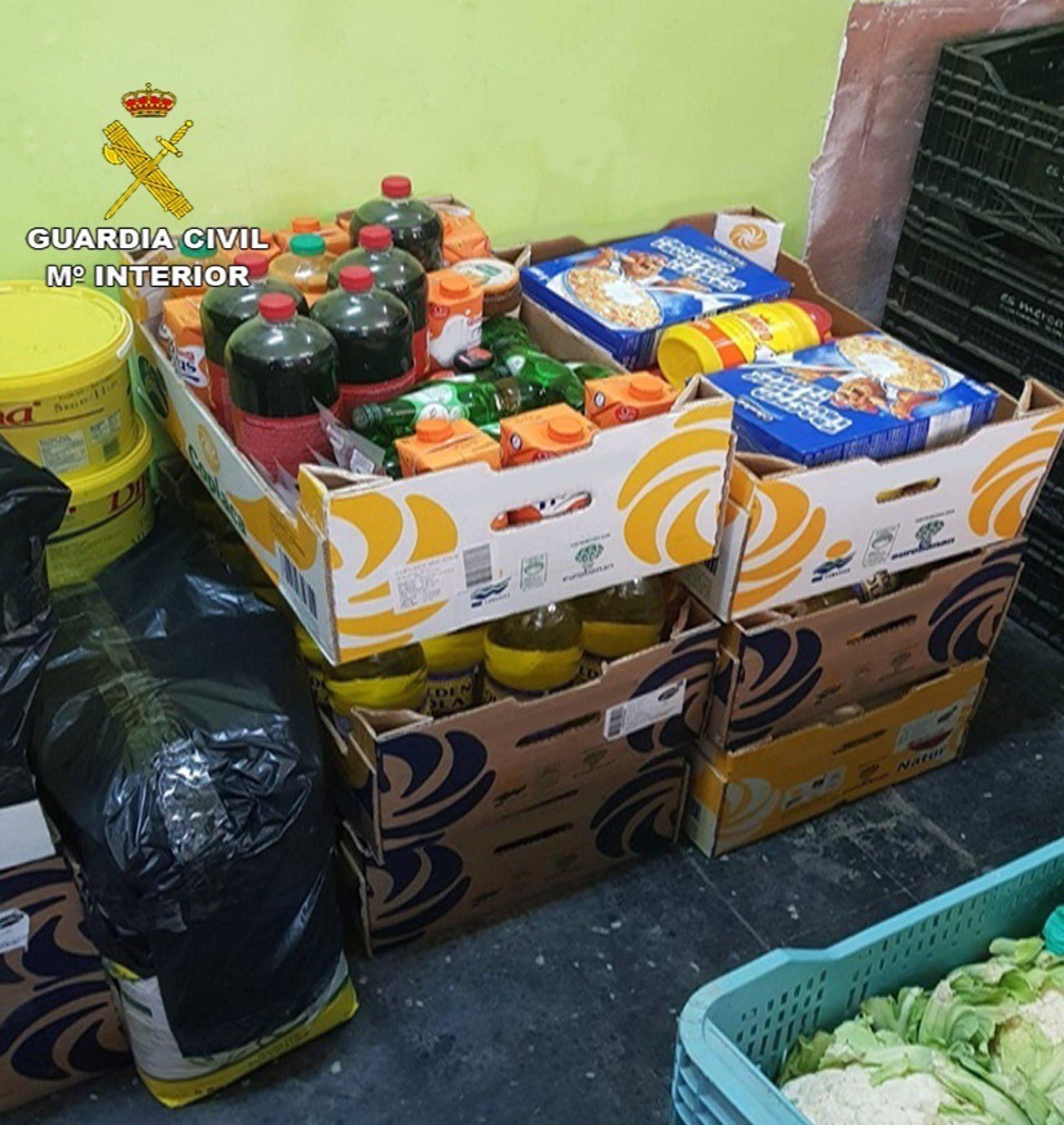 Intervenidos 635 productos alimenticios caducados en comercios de Palma, Calvià y Llucmajor