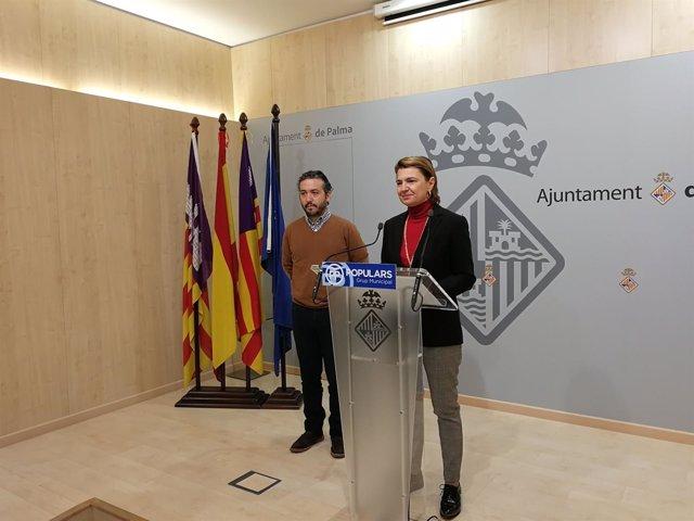 El PP critica 'la falta total de planificación y la ausencia de modelo de movilidad' en Palma