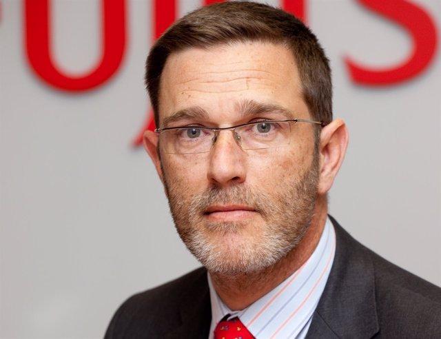 El director de Business Application & Services de Fujitsu, Juan Angulo