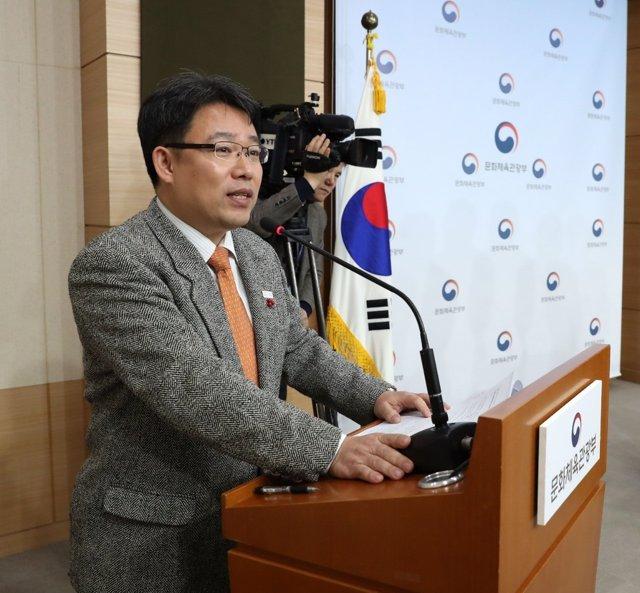 Yi Chongyul, Director del Centro Cultural Coreano en España