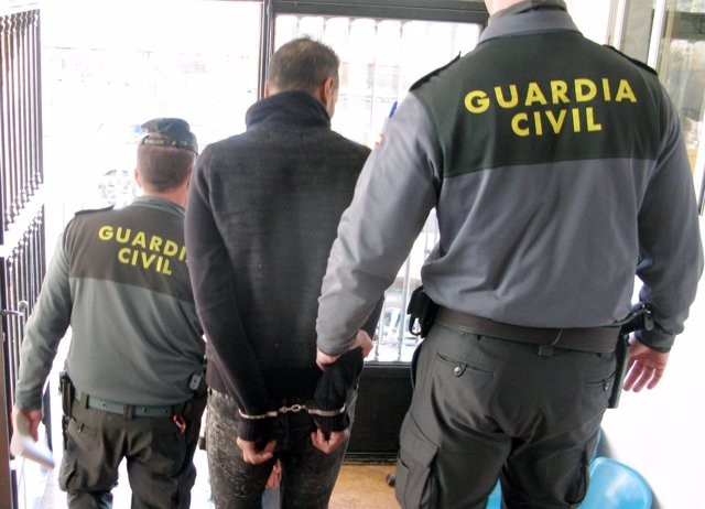 La Guardia Civil Desmantela Un Violento Grupo Criminal Que Asaltó A Tres Viandan