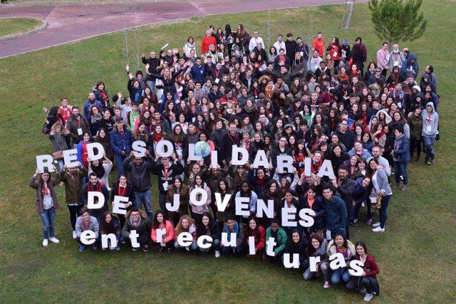 Red Solidaria Jovenes de Entreculturas