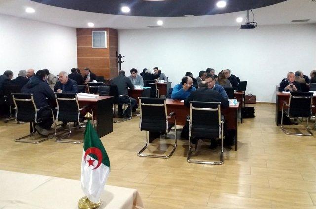 Misión comercial de Extenda a Argelia.