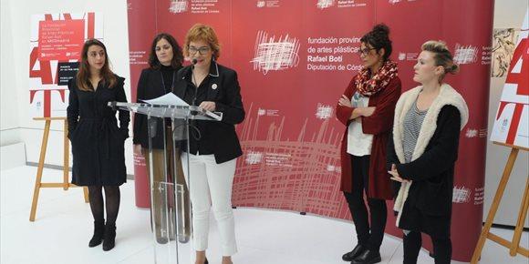 8. La Fundación Botí lleva a ARCO a tres creadoras cordobesas como apuesta por el arte feminista