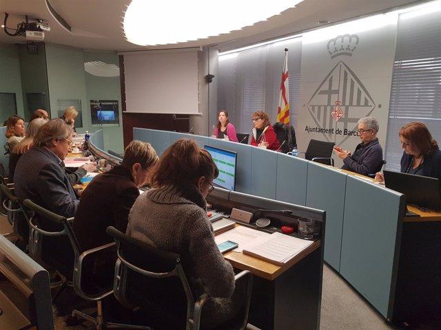 Comisión municipal de Derechos Sociales