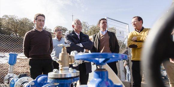 6. El Sondeo de Lizarán, en Vélez Rubio (Almería) funcionará a partir de primavera con la electrificación del mismo