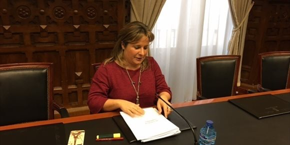 1. El ruinoso albergue de Piqueras (Soria) se convertirá en un mirador  tras acogerse la Diputación a fondos europeos