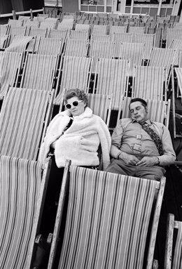 GB. England.  Blackpool. 1970