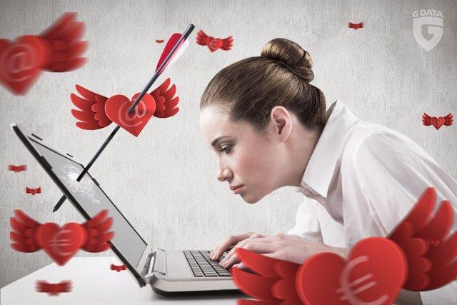San Valentín ciberseguridad