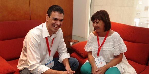 8. Armengol no acudirá el sábado al Comité Federal del PSOE por tener agenda institucional en Mallorca