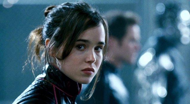 Ellen Page en X-Men