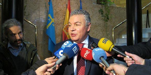 7. Belarmino Feito designa al nuevo consejo ejecutivo de FADE