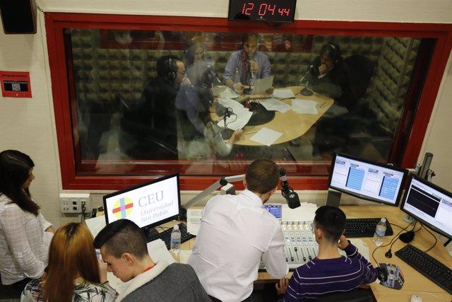 Día Mundial de la Radio en el CEU