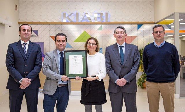 Kiabi España recibe la certificación internacional de sistemas de gestión ambien