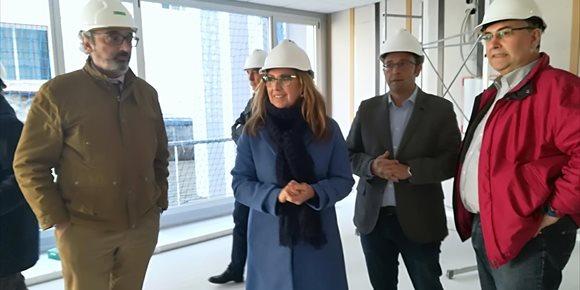 3. La Junta invierte más de 2.275.000 euros en las obras del Centro de Salud de Huerta de la Reina