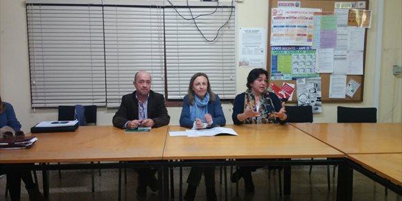 2. Junta anuncia un proyecto para invertir 1,6 millones en la ampliación del CEIP Europa, en Almería