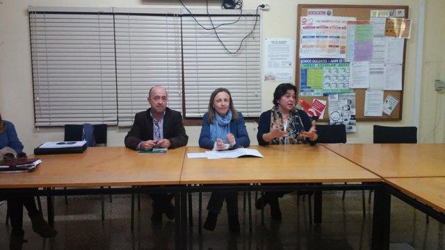 [L Comunicacion.Almeria.Dgob] Nota. La Delegada De Educación Visita El Ceip Euro