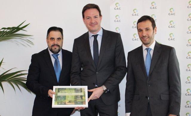 Acuerdo de colaboración CHEP y GAC