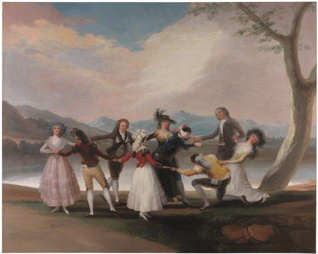 Goya y la corte ilustrada