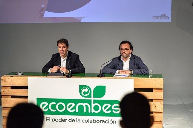 Ecoembes presenta sus resultados de reciclaje de envases de 2016