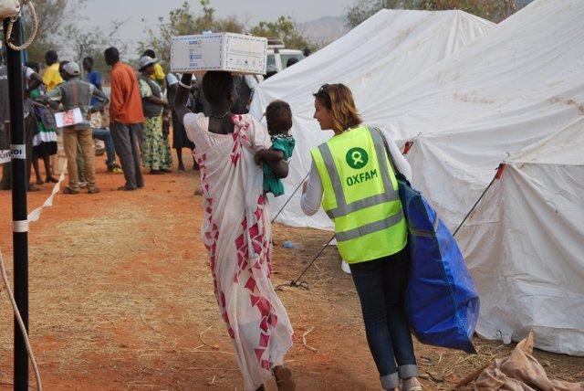 Oxfam Haití
