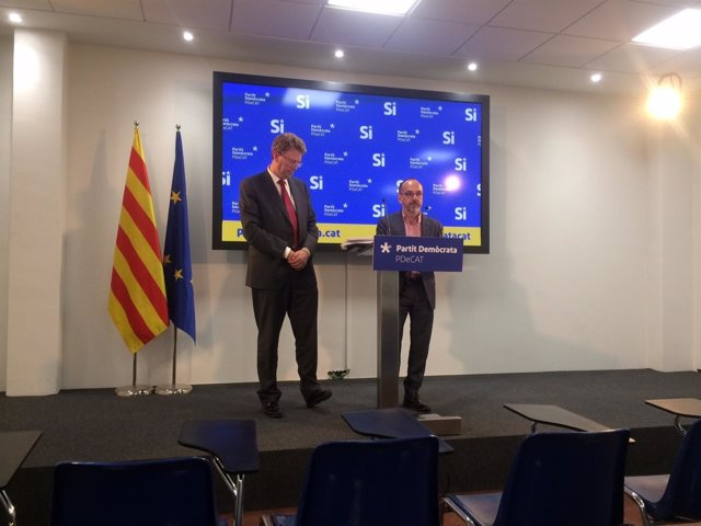 Ferran Bel, Carles Campuzano (PDeCAT)